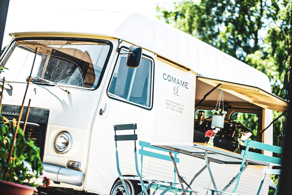 Comame Peugeot Coffeeshop